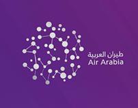 Re-branding Air Arabia