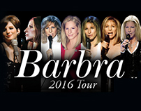 Barbra Streisand 2016 Tour