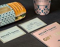 Bakery / Cafe Branding Mockup