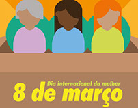 Peça de celebração ao Dia Intencional da Mulher - 2015