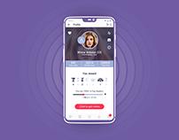 User profile V2