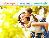 Pınar Sütüm Website