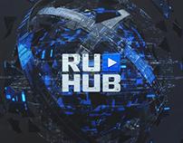 RuHub media - Rebranding