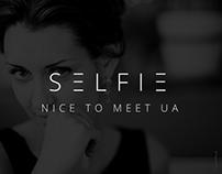 Selfie brand identity