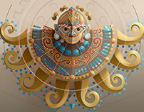 Masks and gods 3