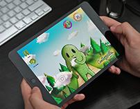 Cactuszilla - Game prototype & concept