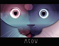 Illustrator Training - The Meow Series