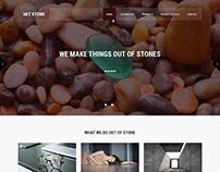 Stone WordPress theme