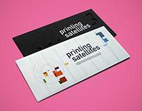 Printing Satellites