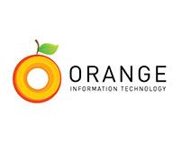 ORANGE LOGO & BRANDING
