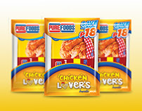 PUREFOODS Chicken Lovers Bundle