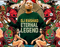 DJ Rashad Eternal Legend