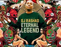 DJ Rashad Eternal Legend