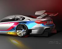 BMW M6 GT3(2016 season)