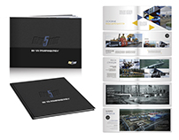 Multipage Promotional Brochure