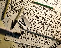 Innocent Hand Typeface