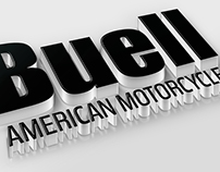 Buell - Sticker Design