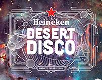Heineken Desert Disco x Magnetic Fields Festival
