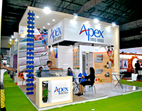 APEXX AT IPHEX 2016