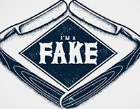 """I'm a fake"""