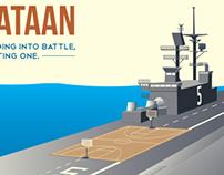 HII Navy-Marine Corps Classic Ad