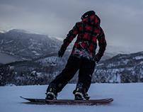 Snowboarding in Norway