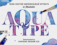 AquaType for Illustrator