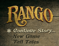 Rango The Game (X360, PS3)