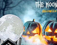 The Moon Lamps Halloween Special Campaign