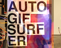 AUTOGIFSURFER (A Homage to Stanley) (2016)