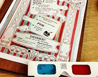 3D Kids Menu - Recipease by Jamie Oliver