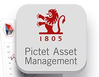 Pictet Asset Management app
