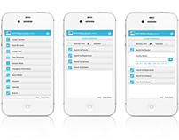 SMC - Mobile Website