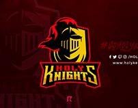 Holy Knights - Branding & Social Media