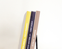 Biography Book Cover Series
