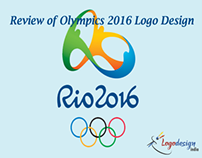 Review of Olympics 2016 Logo Design