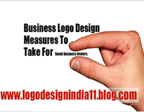 Business Logo Design Measures To Take For Small Busines