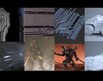 real-timdécors sciences-fictions 2012 3 mois de travail