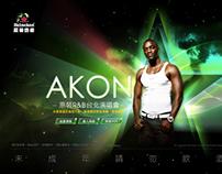 2010 Heineken Present AKON