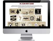 Jigsaw Advent Calendar 2012