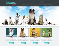 Website Mockups (Freelance)