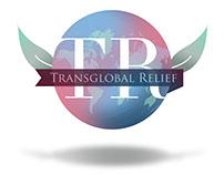 Concept Logo Design Transglobal Relief