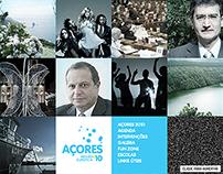 Açores 2010 - Região Europeia