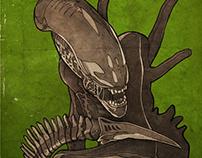 Alien movie poster