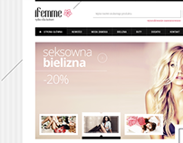 iFemme - fashion store