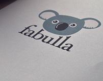 Fabulla - Logo design