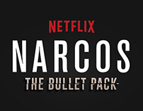NARCOS // THE BULLET PACK