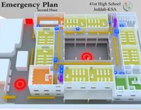 Emergency School Plan