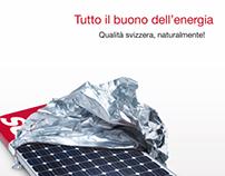 Tutto il buono dell'energia - Qualità svizzera