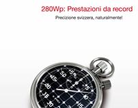 Prestazioni da record - Precisione svizzera